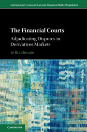 The Financial Courts