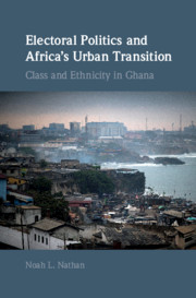 Electoral Politics and Africa's Urban Transition