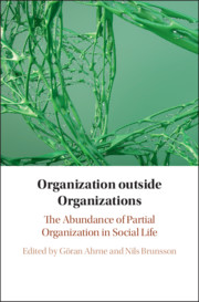 Organization outside Organizations