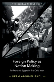 Foreign Policy as Nation Making