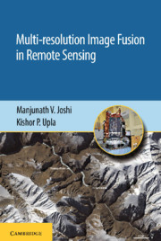 Multi-resolution Image Fusion in Remote Sensing