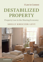 Destabilized Property
