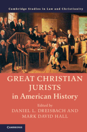 Great Christian Jurists in American History