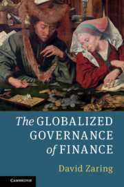The Globalized Governance of Finance
