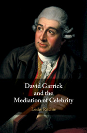 David Garrick and the Mediation of Celebrity