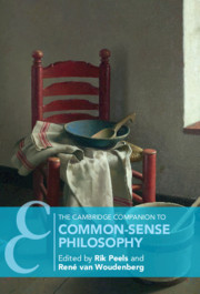 The Cambridge Companion to Common-Sense Philosophy