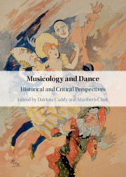 Musicology and Dance