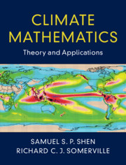 Climate Mathematics