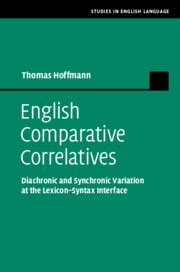English Comparative Correlatives