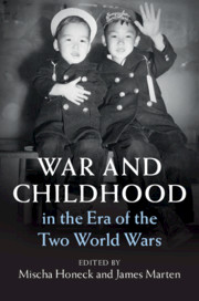 War and Childhood in the Era of the Two World Wars