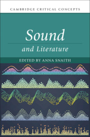 Sound and Literature