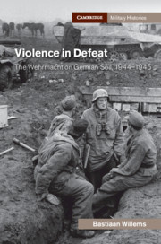 Violence in Defeat