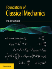 Foundations of Classical Mechanics