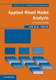 Applied Mixed Model Analysis