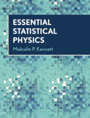Essential Statistical Physics