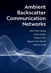 Ambient Backscatter Communication Networks