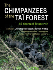The Chimpanzees of the Taï Forest