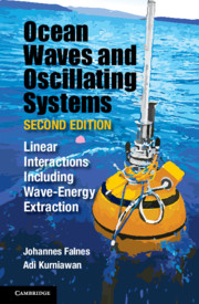 Cambridge Ocean Technology Series