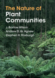The Nature of Plant Communities