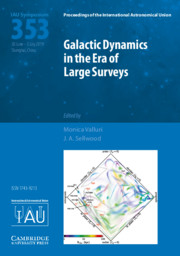 Galactic Dynamics in the Era of Large Surveys (IAU S353)