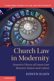 Church Law in Modernity