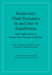 Relativistic Fluid Dynamics In and Out of Equilibrium