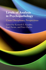 Levels of Analysis in Psychopathology