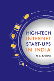High-tech Internet Start-ups in India