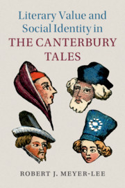 Literary Value and Social Identity in the Canterbury Tales