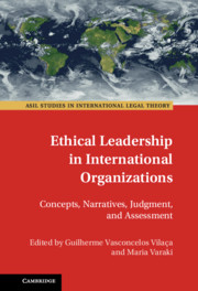 Ethical Leadership in International Organizations