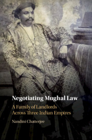 Negotiating Mughal Law
