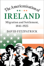 The Americanisation of Ireland
