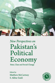 New Perspectives on Pakistan's Political Economy