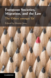 European Societies, Migration, and the Law