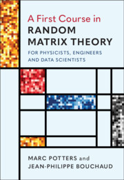 A First Course in Random Matrix Theory