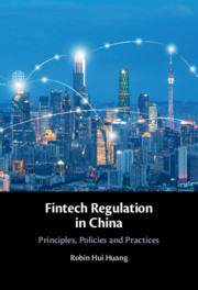 Fintech Regulation in China