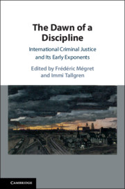 The Dawn of a Discipline