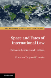 Space and Fates of International Law
