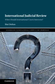 International Judicial Review