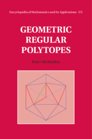 Geometric Regular Polytopes
