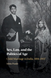 Sex, Law, and the Politics of Age