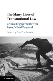The Many Lives of Transnational Law