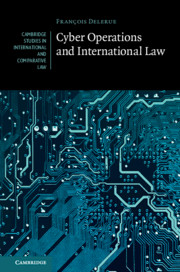 Cyber Operations and International Law