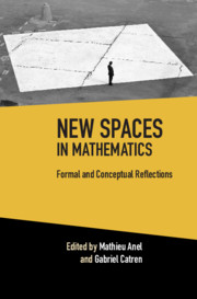 New Spaces in Mathematics