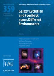 Galaxy Evolution and Feedback across Different Environments (IAU S359)