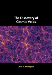 The Discovery of Cosmic Voids