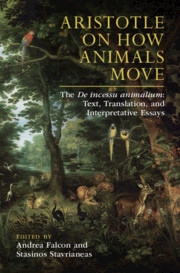 Aristotle on How Animals Move