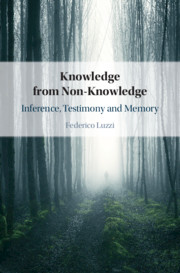 Knowledge from Non-Knowledge