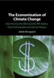 The Econimisation of Climate Change