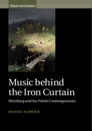 Music behind the Iron Curtain